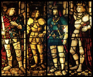 Four Kingsmen