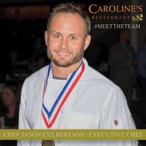 Chef Jason Culbertson Meet the Team