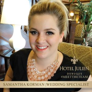 Samantha Korman_Wedding Specialist