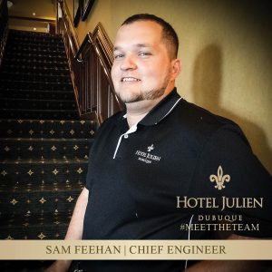 Sam Feehan Meet The Team